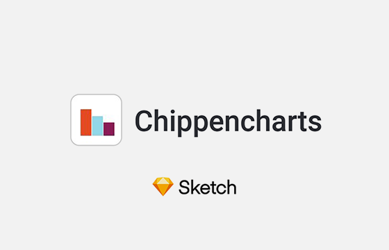 Chippencharts plugin for Sketch